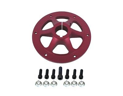 "Sprocket Hub, 1.25"" Go Kart Racing, cart, Red"