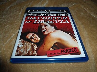 Daughter of Dracula (1972) [1 Disc Region: A Blu-ray]