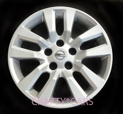1 Wheelcover for 2013 2014 2015 2016 2017 nissan altima hubcap rim cover
