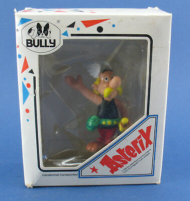 Bully - Asterix - in OVP - Luxus-Serie: Asterix & Obelix - Comic-Figur 1992