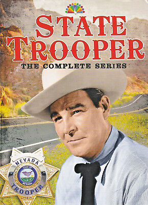 STATE TROOPER: The Complete Series (DVD 2014 11-Disc Set) (C)