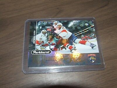 2018-19 Upper Deck Parkhurst View from the Ice #vi-16 aaron ekblad