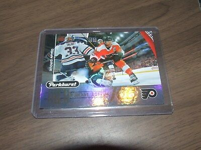 2018-19 Upper Deck Parkhurst View from the Ice #vi-4 claude giroux