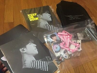 [Fansite] GOT7 Yugyeom Photobook Lot / KPop K-Pop Blacklightkr 200%