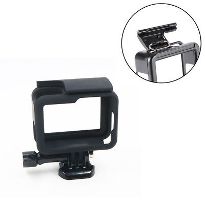 Top Frame Housing Border Protective Shell Case Cover For GoPro Hero 7 6 5 Black