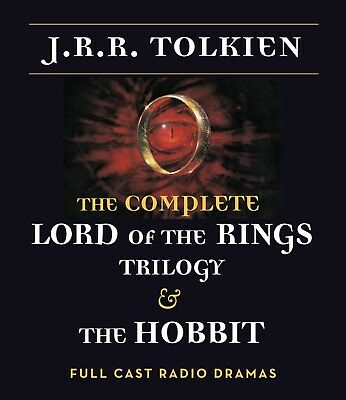 Full The Lord of the Rings Unabridged by J.R.R. Tolkien ebook and Audiobook