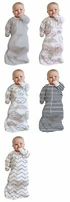 Baby studio COTTON ALL IN ONE SWADDLE BAG 3-9M