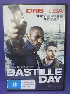 Bastille Day Dvd (Ex-Rental)