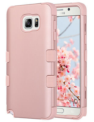 ULAK Hybrid Full-body Shockproof Case Cover for Samsung Galaxy Note 5 N9200