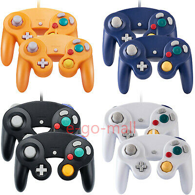 2Pack Wired NGC Controller Gamepad for Nintendo NGC & Wii U Console (Not for Wii
