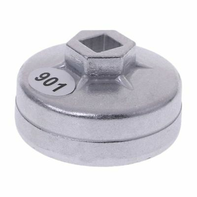 65mm 14 Flutes Cap Oil Filter Wrench Car Socket Remover Tool new