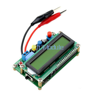 NEW LC100-A High Precision Digital Inductance Capacitance L/C power Meter Board