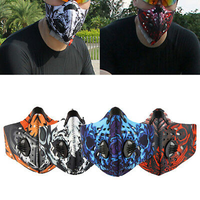 Anti-Dust Mask Anti-Pollution Mask Dustproof Running Half Face Mask New Pattern
