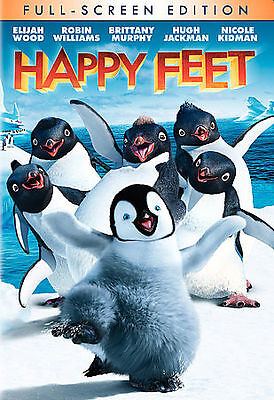 Happy Feet (DVD) *DISC ONLY*