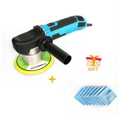 "6"" Electric DA Polisher Variable 6-Speed Buffer Truck Waxer Car Detail Sander"