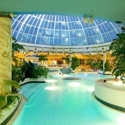 2-4 Wellness-Tage Taunus Bad Soden inkl. 3* Hotel Concorde & Rhein Main Therme