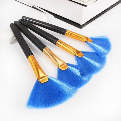 5pcs Soft Brush Dust Cleaner For Computer Keyboard Cell Phone Tablet PCB Clean