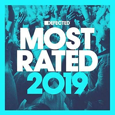 Defected Presents Most Rated 2019 [Cd]