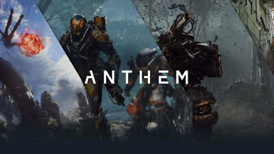 Anthem VIP Beta Key (PC/PS4/XB1)