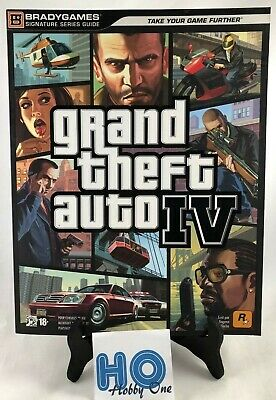 Guide - Grand Theft Auto IV - GTA IV / 4 - PS3 / Xbox 360 - TBE