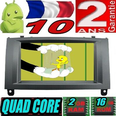 Android 8.1 Peugeot 407 (2004-2010) Voiture Automovil Radio Dvd Gps Car Wifi 4G