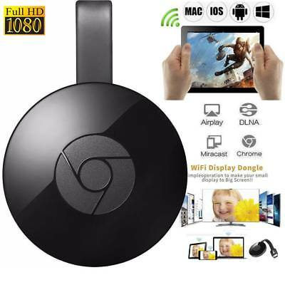 1x Chromecast 3rd Generation 3 Digital HDMI Media Video Streamer For Google