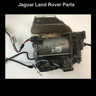 Land Rover Discovery 3 & 4 Air Suspension Compressor Pump Needs Reconditioning