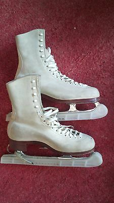Patins à glace 'The Stuburt' - 37,5-38- taille anglaise 6