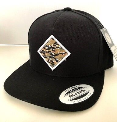 sports shoes 8f692 ecac5 New SALTY CREW Tippet Cover Up Men s CAP HAT Black One Size Snap back ZY14