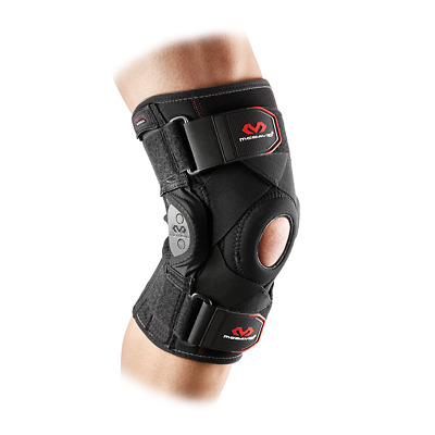 MCDAVID 429X Level 3 Knee Brace w/ PSII hinges & cross straps