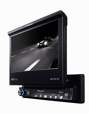 "Pioneer AVH-P5000DVD  7"" TFT  DVD  DIVX MP3 Multimedia Entertaiment TOP"