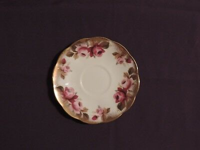 Elizabethan fine bone china by Taylor and Kent,  Saucer