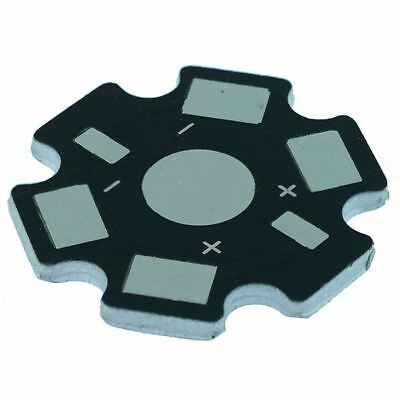 PCB Star High Power LED Aluminium Heatsink Base