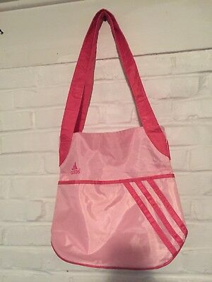 WOMEN S ADIDAS STUDIO Club Bag Blue Teal gym beach tote bag -  12.90 ... d4d22d9d86
