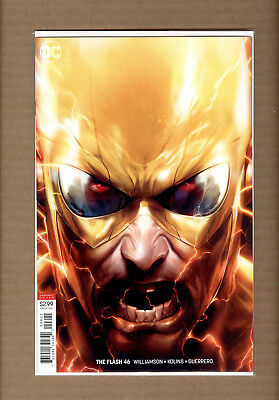 Flash #46 Francesco Mattina Variant Dc Comics Nm