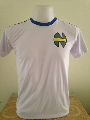 Maillot Taille L Olive et Tom Captain Tsubasa Japon New Team Jersey