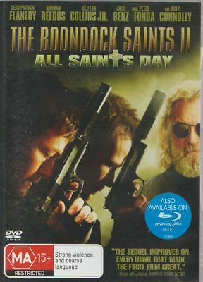 D.v.d Movie  Db846   The Boondock Saints 11   All Saints Day   Dvd