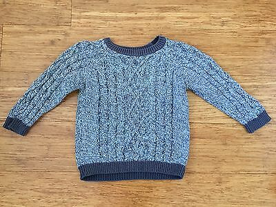 Baby Boy Winter Sweater_Boy Knitwear_Size 1 (12-18mths)