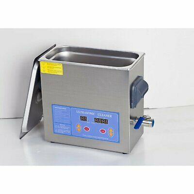 6 Liters Component Ultrasonic Cleaner Mod-1860Qtd