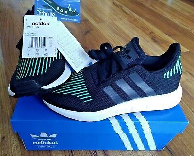 new product 3e3ae 4396e Adidas Swift Run CG4110 black