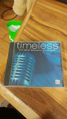 Timeless: The Great Romantic Standard time life BRAND NEW Art Garfunkel others