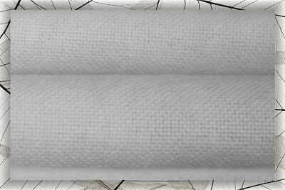 """Great for Miniatures 18/"""" x 19/"""" Piece of 32 Count SILK GAUZE Embroidery Fabric"""