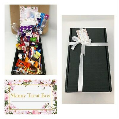 Large Skinny Treat Box Low Calorie / Slimming World Friendly