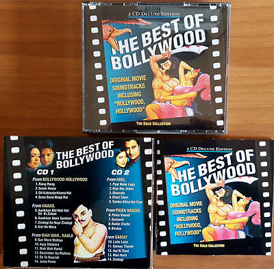 The Best of Bollywood (2 CD, Deluxe Edition), Ed. Dejavu Retro, 2004