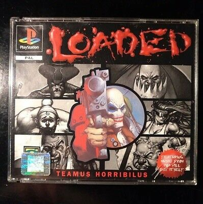 LOADED PS1 prima stampa