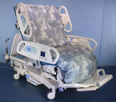 Hill-Rom Hillrom Totalcare P1830 Bariatric Hospital Bed with Warranty