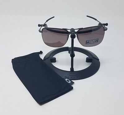 6571350ce6377 AUTHENTIC Oakley Sunglasses Tailhook Carbon Prizm Daily Polarized OO4087-05