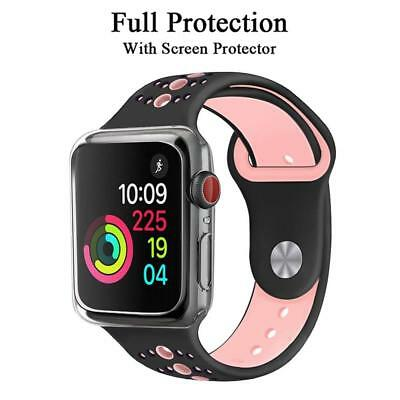 Hard PC Shell Protective Case Cover 40/44MM for Apple Watch iWatch S4 Series 4