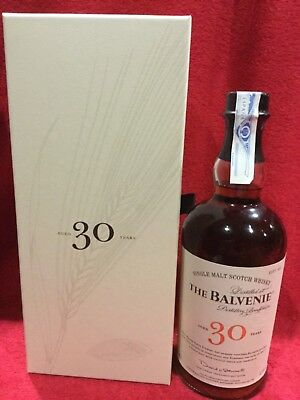 whisky The BALVENIE 30 years