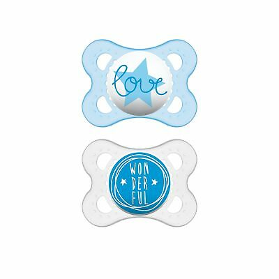 MAM Pacifiers, Baby Pacifier 0-6 Months, Best Pacifier for Breastfed Babies, ...